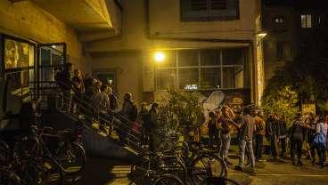 INACT Festival des Arts Mutants 2020 « Déclonisation » à La Fabrique Théâtre, Strasbourg. Photo : Patrick Lambin.