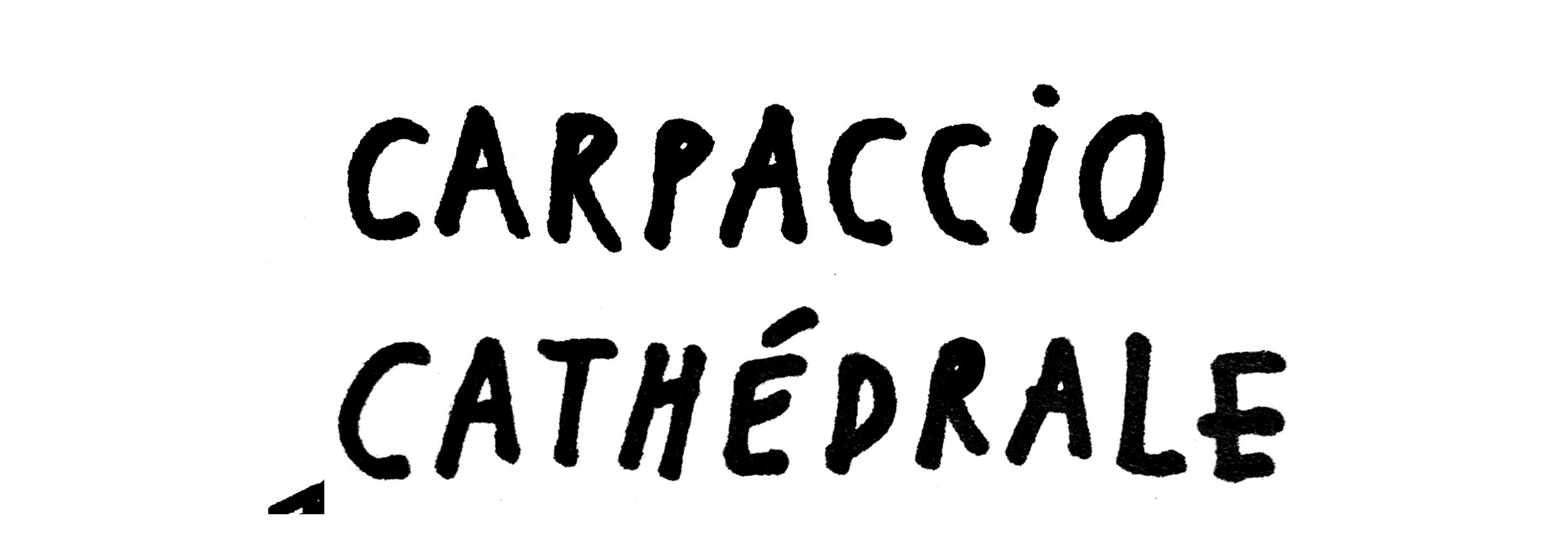 Carpaccio Cathédrale
